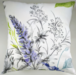 "Cushion Cover in Next Illustrative Fusion Floral 16"" Matches Curtains"